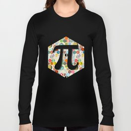 Math in color (little) Long Sleeve T-shirt