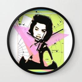 Sophia Loren Wall Clock