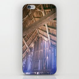 beams iPhone Skin
