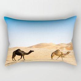 camels Rectangular Pillow