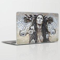 Plume de nuage Laptop & iPad Skin