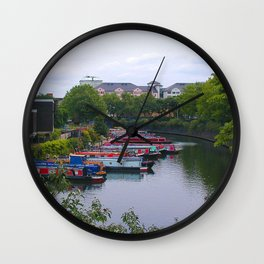 London Series #2 Wall Clock