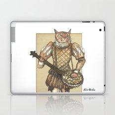 Banjo Cat Laptop & iPad Skin