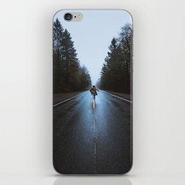 Runaway Traveler iPhone Skin