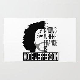 Vote For Thomas Jefferson Rug