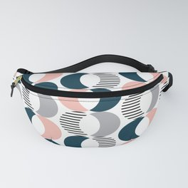 Colorful circles pattern Fanny Pack