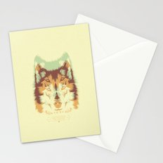 WOLF A. Stationery Cards