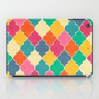 morocco iPad Cases featuring Morocco Bright by Jacqueline Maldonado
