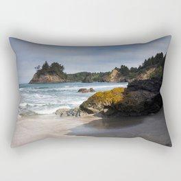 Midday At Trinidad Rectangular Pillow