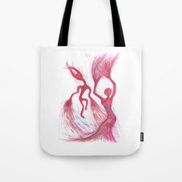 Lazer Guided Melodies Tote Bag