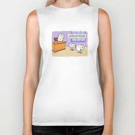 Irreconcilable Differences Biker Tank