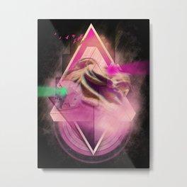 Success 2 Metal Print