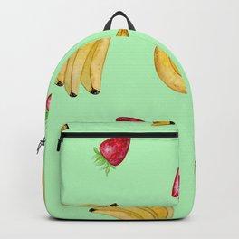 BANANAS & STRAWBERRIES Backpack