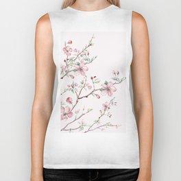 Apple Blossom Pink #society6 #buyart Biker Tank
