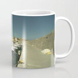 Hersonissos Harbour Coffee Mug