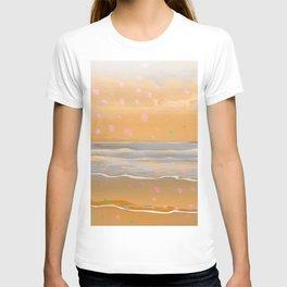 Peach Beach Memories T-shirt