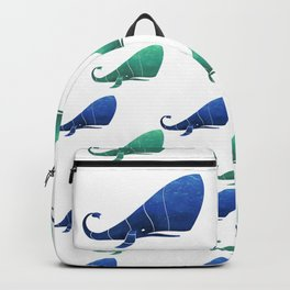 Sperm whale Backpack