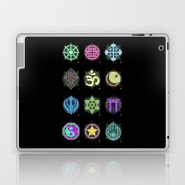 World Religions -- Group Laptop & iPad Skin