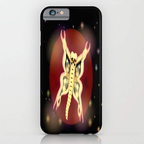 Death Derobed 002 iPhone & iPod Case