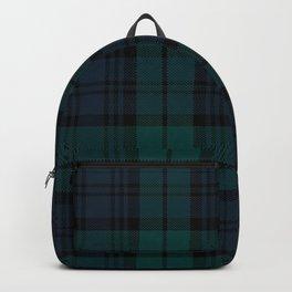 Love Tartán (2) - Black Watch Backpack