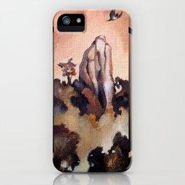 Flight of the Kukupa iPhone Case