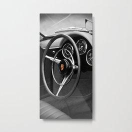 The 356 Roadster Metal Print