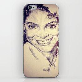 Jasmine Guy iPhone Skin