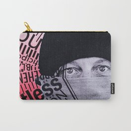 Anxiety in color Carry-All Pouch
