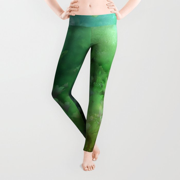 """""""The Enchanted Forest"""" (Fairyland) Leggings"""