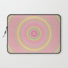 Pink Gypsy Mandala Laptop Sleeve