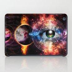 Quantum space iPad Case