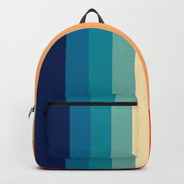 80s Vintage palette Backpack