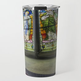 To God Be The Glory Travel Mug