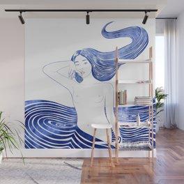 Water Nymph XLV Wall Mural