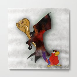 Jafar Metal Print