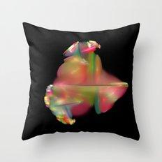 Spaceflower (A7 B0189) Throw Pillow