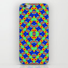 00607 Holiday-pattern iPhone Skin