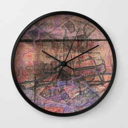 You Are The Artiste Of The Touch Sensitive Deal Wall Clock