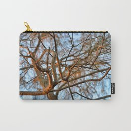 Sunset Branch Carry-All Pouch