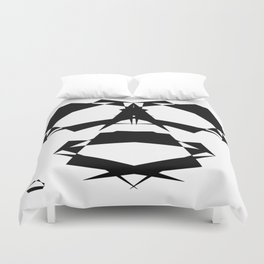 cryptographic 11 Duvet Cover