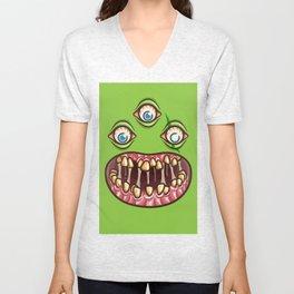 Bad Teef Unisex V-Neck