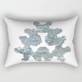 Rock Ink 04 Rectangular Pillow