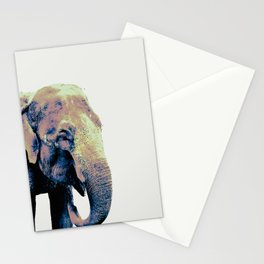 """E"" Is For Eventually : The Elephant Never Forgets Stationery Cards"