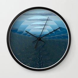 WILDCAT Wall Clock