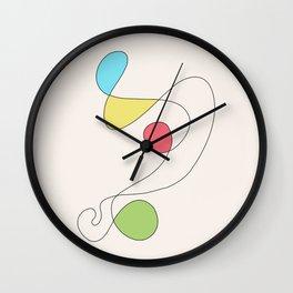 Sketch #17 Wall Clock