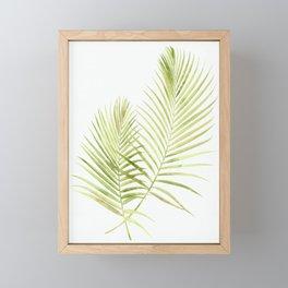 Tropical Flora Framed Mini Art Print