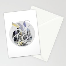 TRENDY DESIGN New York City | Geometric Mix No 4 Stationery Cards