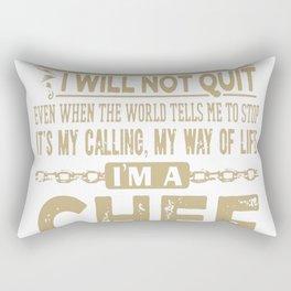 IM A CHEF Rectangular Pillow