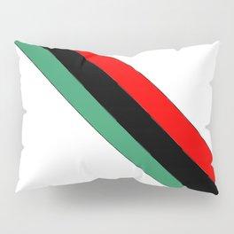 flag of libya 2-Libyan,Tripoli,benghazi,misurata,bayda,cyrenaica Pillow Sham