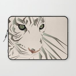 Tiger's Tranquility Laptop Sleeve